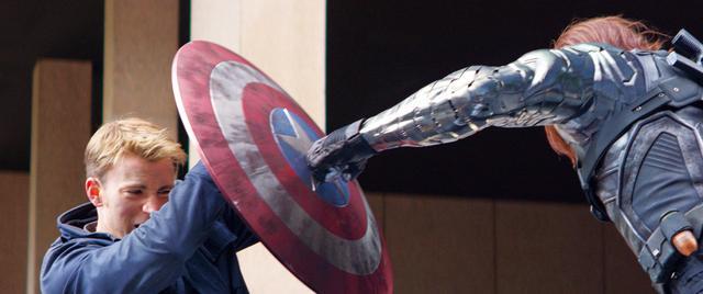 画像: 09:「キャプテン・アメリカ/ウィンター・ソルジャー」(2014年) 平和維持組織シールド、あっけなく崩壊!?