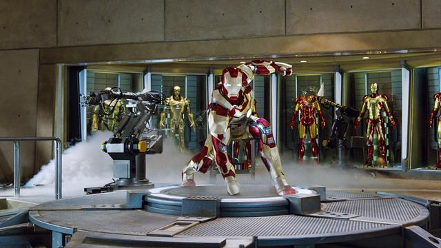 画像: 07:「アイアンマン3」(2013年) 前2作の大ヒットで急遽製作が決定