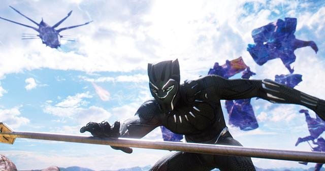 画像: 18:「ブラックパンサー」(2018年) MCU最大のヒット作はこれだ!