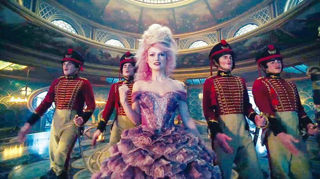 画像8: 衣装ハンパない…「くるみ割り人形と秘密の王国」の秘密とは?!【3/6 ブルーレイ&DVD発売】