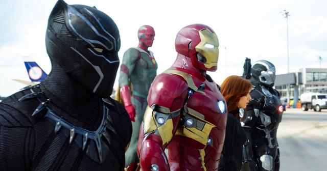 画像: 13:「シビル・ウォー/キャプテン・アメリカ」(2016年) スパイダーマンとブラックパンサー参入!