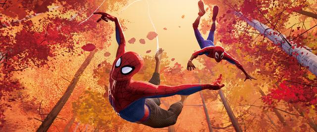 画像: 03:別次元からスパイダーマンたちが結集