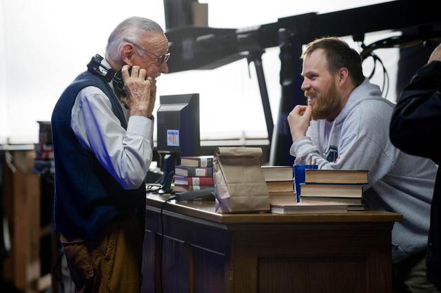 画像: マーベル・ヒーローの生みの親スタン・リーが教えてくれたこと - SCREEN ONLINE(スクリーンオンライン)