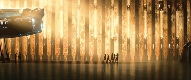 画像: 宇宙にその名を轟かせるクリー帝国のソルジャーたち