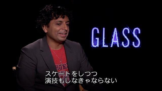 画像: 「ミスター・ガラス」は最初は3時間20分だった!シャマラン監督の裏ネタインタビュー映像 www.youtube.com