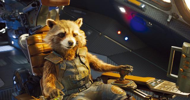 画像: トニーを助けるのはロケットなのか?(写真は「ガーディアンズ・オブ・ギャラクシー:リミックス」)