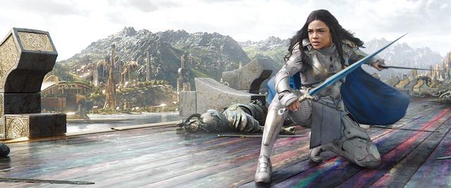 画像: 女戦士ヴァルキリーも戦いに参加?(写真は「マイティ・ソー バトルロイヤル」)