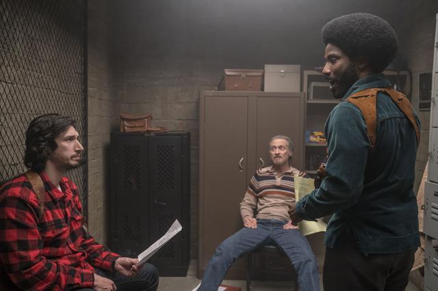 画像4: 二人の刑事が挑む史上最も不可能な潜入捜査! 前代未聞の実話を映画化した 『ブラック・クランズマン』
