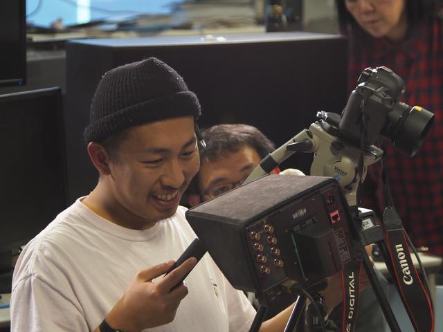 画像: ハリウッド映画の楽しそうなメイキング映像に騙されて この仕事に就いたようなところあります(笑)
