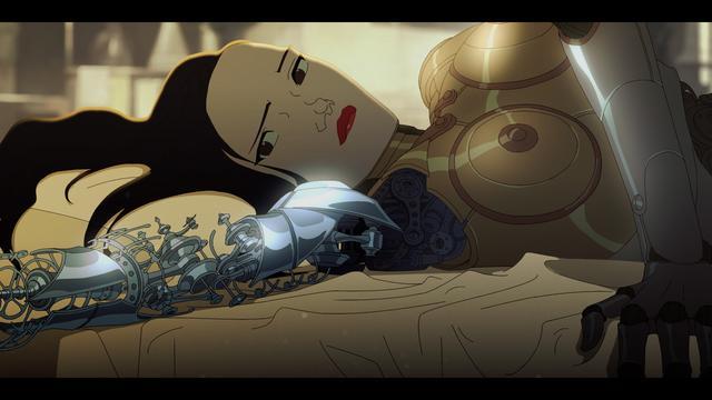 画像: アニメ・シリーズ「ラブ、デス&ロボット」の「グッド・ハンティング」