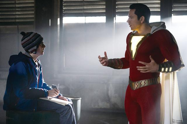 画像1: 4/19公開 DC映画「シャザム!」ストーリー&キャラ解説