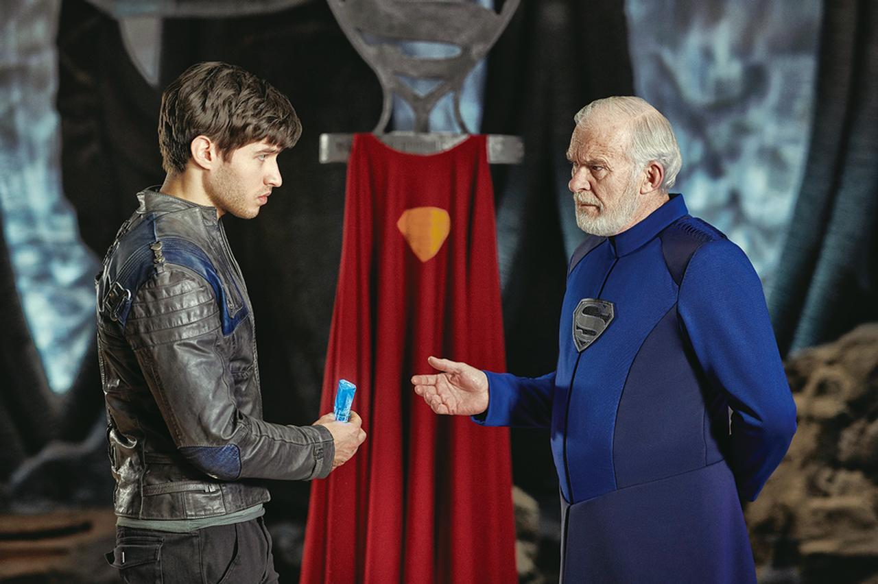 画像: 「スーパーマン」の前日譚を描くTVシリーズ「クリプトン」