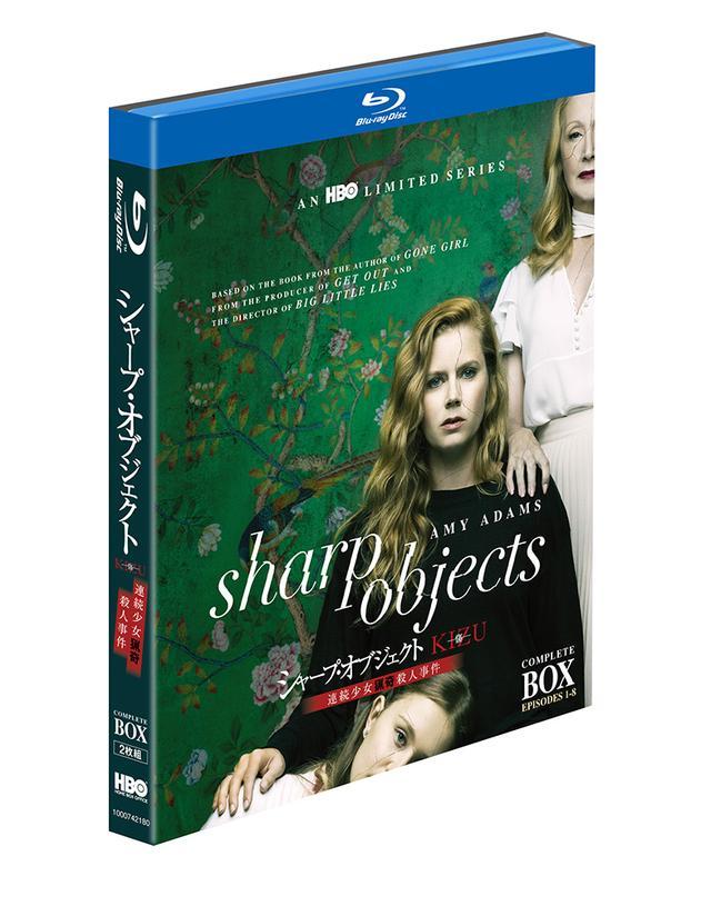 画像: 【ワーナー公式】海外ドラマ|シャープ・オブジェクト KIZU-傷-:連続少女猟奇殺人事件