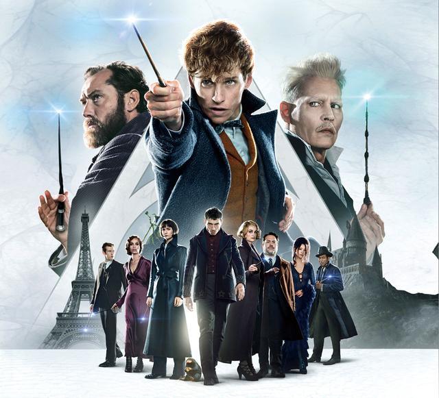 """画像: 今世紀最高の""""魔法ワールド""""最新作がブルーレイ&DVDで帰ってくる!"""