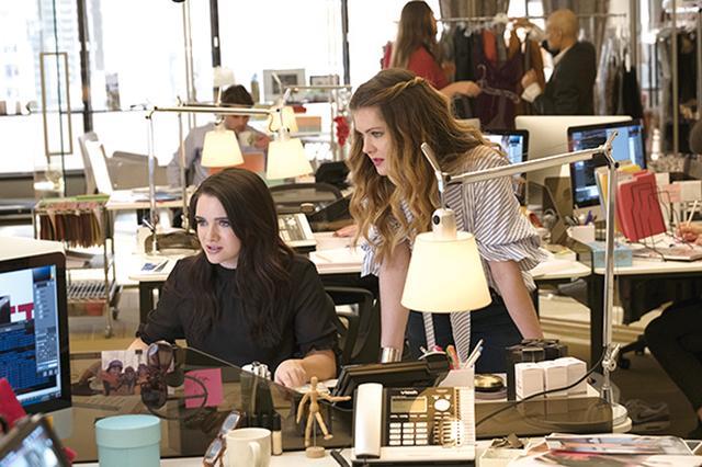 画像: 人気雑誌の編集部で働く女性たちが主人公