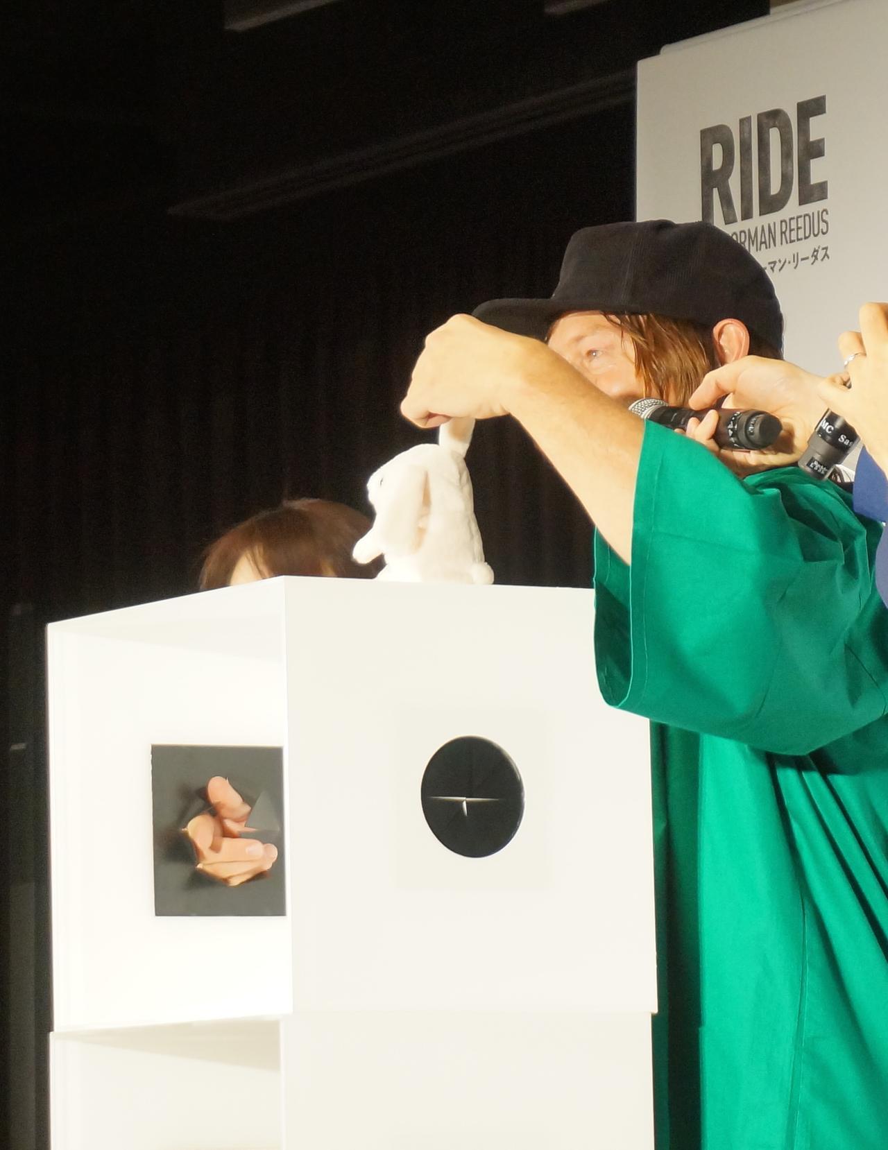 画像15: 「ライド with ノーマン・リーダス」シーズン2配信記念で 来日したノーマン・リーダスがファンミーティングに登壇!!
