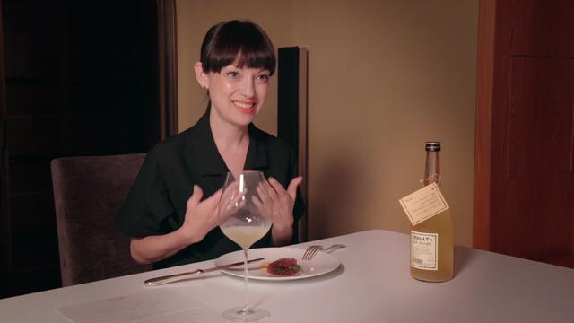 画像: 日本酒コンサルタントのレベッカ・ウィルソンライ