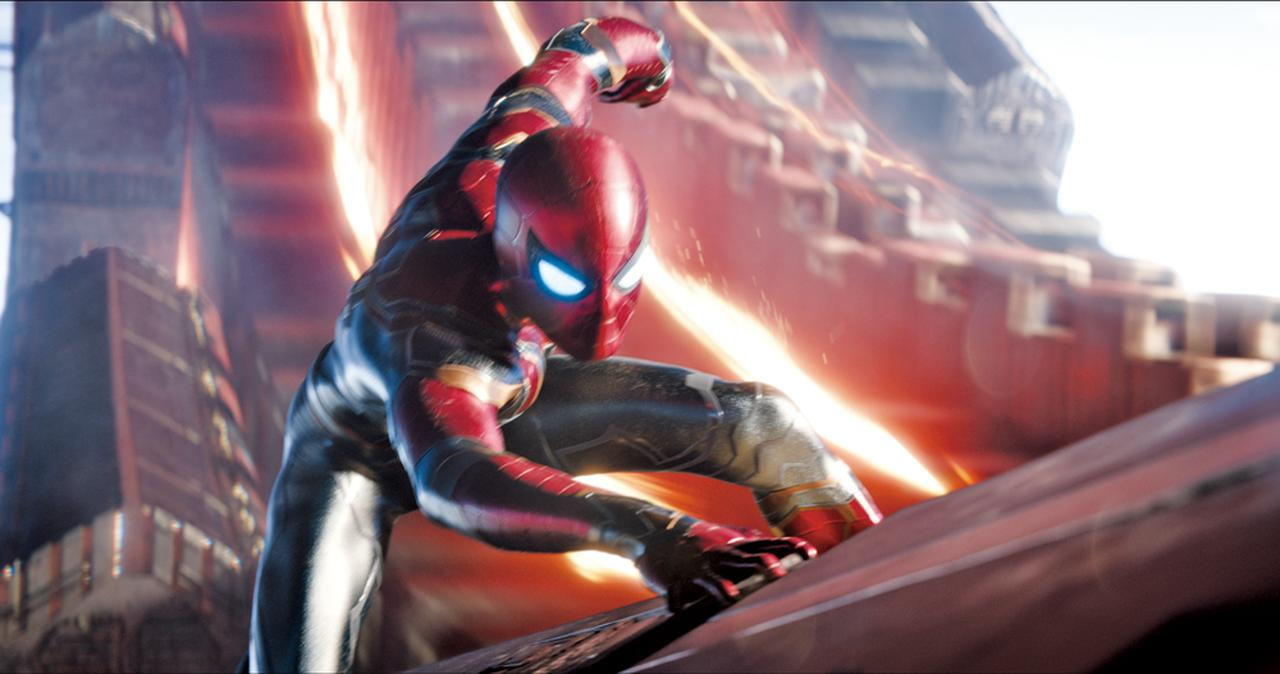 画像: スパイダーマンの最後の言葉の意味は?