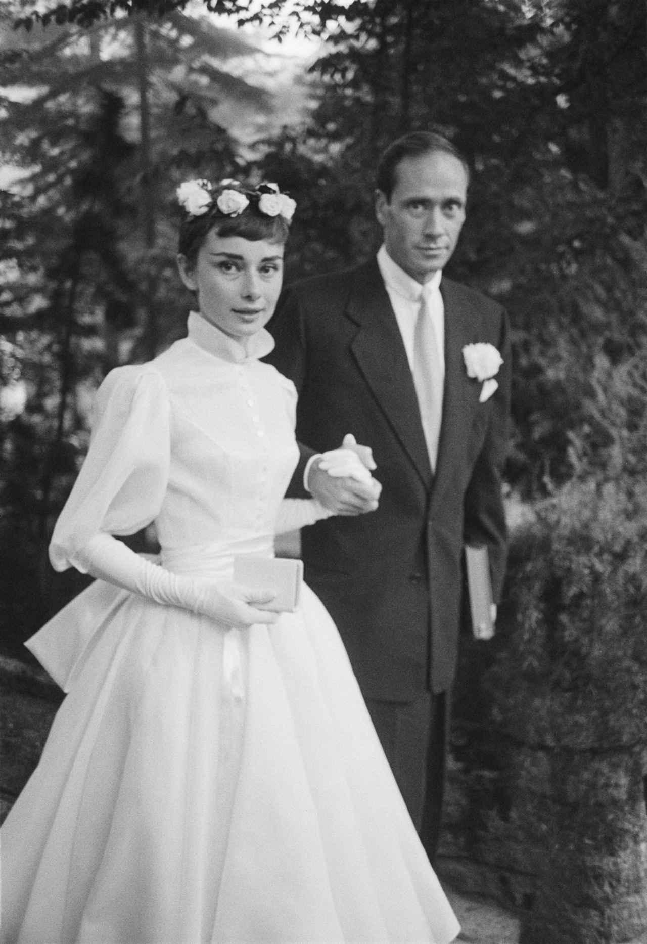 画像: 12歳年の離れたメル・フェラーと最初の結婚を
