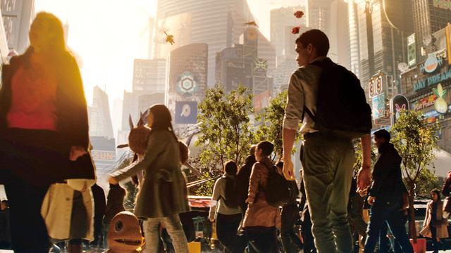 画像: 父の死をきっかけにライムシティへ 青年ティムは疎遠になっていた父で刑事ハリーの死の知らせを受け、人間とポケモンが共存する街ライムシティへと向かう。