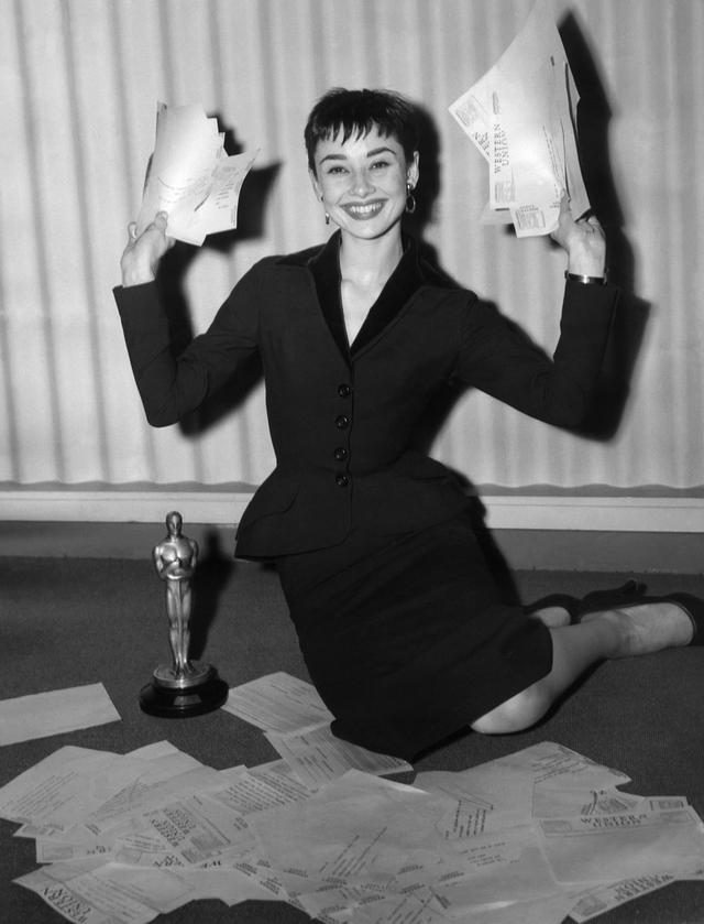 画像: 「ローマの休日」でアカデミー賞主演女優賞を受け一躍大スターに