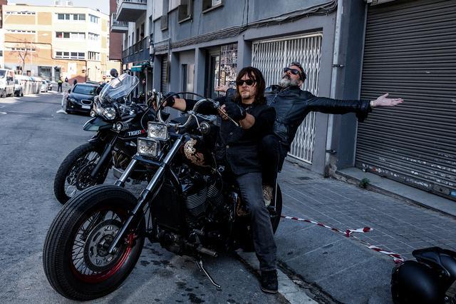 画像: バイクで世界各地を巡る旅番組 「ライド with ノーマン・リーダス」 ノーマン・リーダス来日インタビュー
