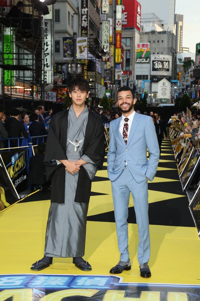 画像: 「ジャスティスの演技が素晴らしかった分、日本語を当てるのが苦労した」と明かした竹内