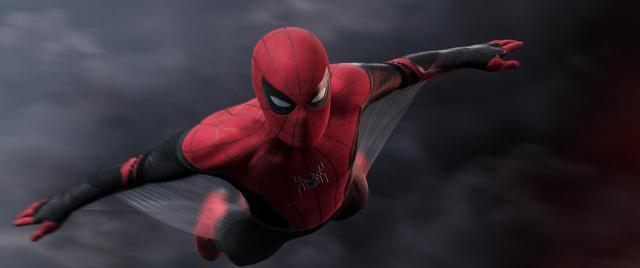画像: 世界はスパイダーマンに託される・・!