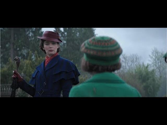 """画像: 「メリー・ポピンズ リターンズ」MovieNEX """"メリー・ポピンズ""""再び www.youtube.com"""