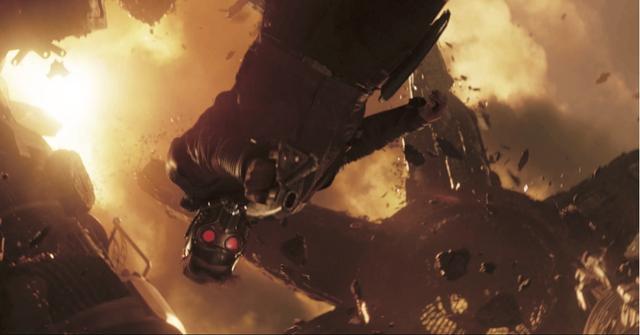 画像: ガモーラを葬ったサノスに怒りを燃やす