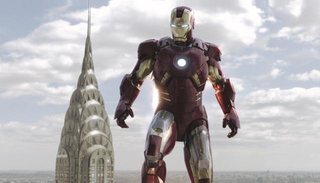 画像: トニー・スタークは天才的頭脳でアイアンマン・スーツを 開発し世界平和を目指した