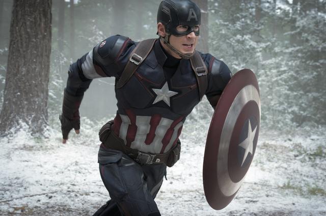 画像: アベンジャーズの司令塔として先陣を切って戦い続けてき たキャプテン・アメリカ