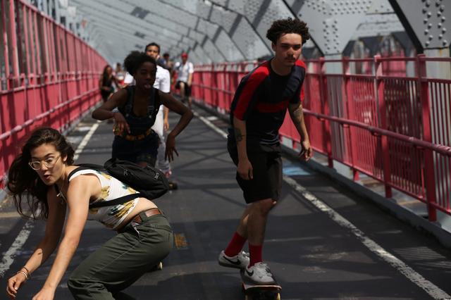 画像3: 映画を観てスケートをやり始めた女の子達が 集まってくれるようになった