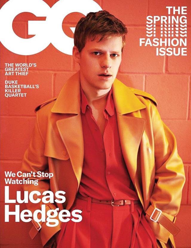 画像: 最近もUS版「GQ3月号」表紙を飾ったばかり GQ(@gq)のインスタグラムより