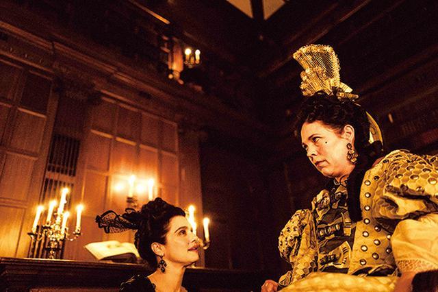 画像: 「女王陛下のお気に入り」
