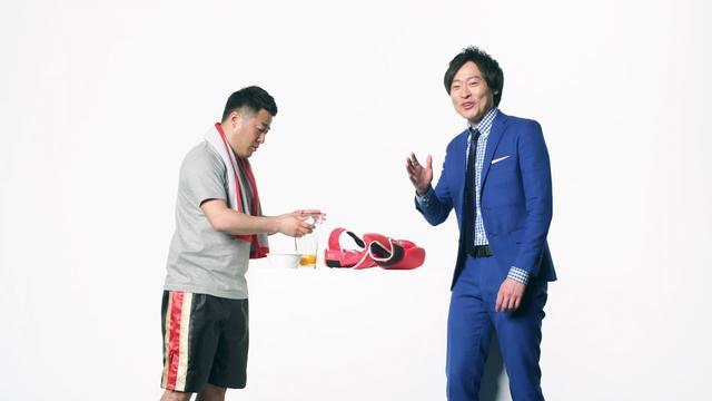 画像: A5ランクキャンペーン【20秒CM】クリード 炎の宿敵(メレンゲ篇) www.youtube.com