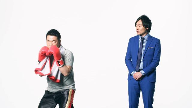 画像: A5ランクキャンペーン【20秒CM】クリード 炎の宿敵(3分間篇) www.youtube.com