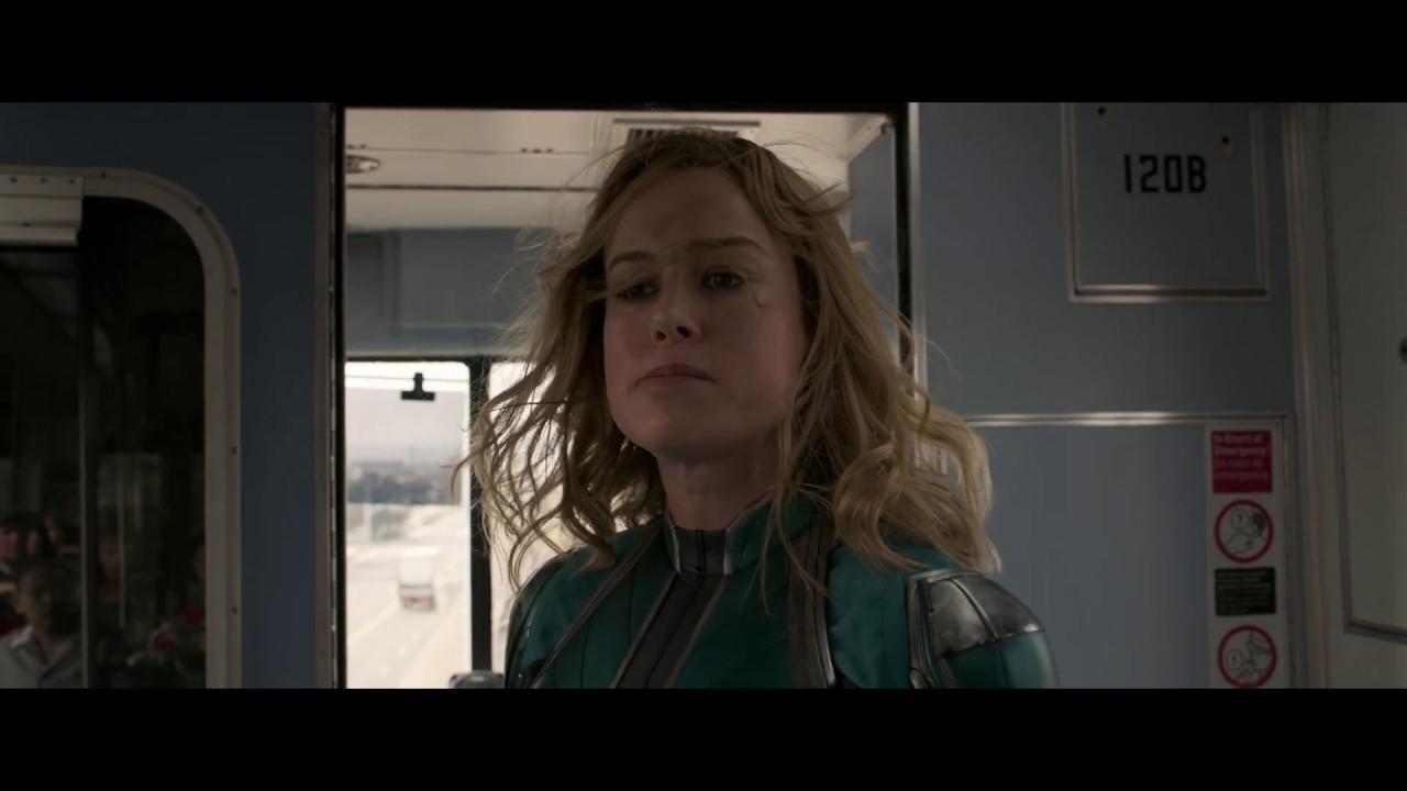 画像: 「キャプテン・マーベル」MovieNEX 予告編 www.youtube.com