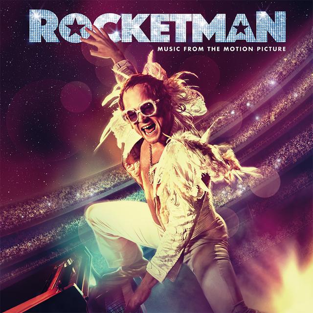 画像2: 夢の共演!タロン・エガートンとエルトン・ジョンの新曲リリース!映画「ロケットマン」サントラより先行