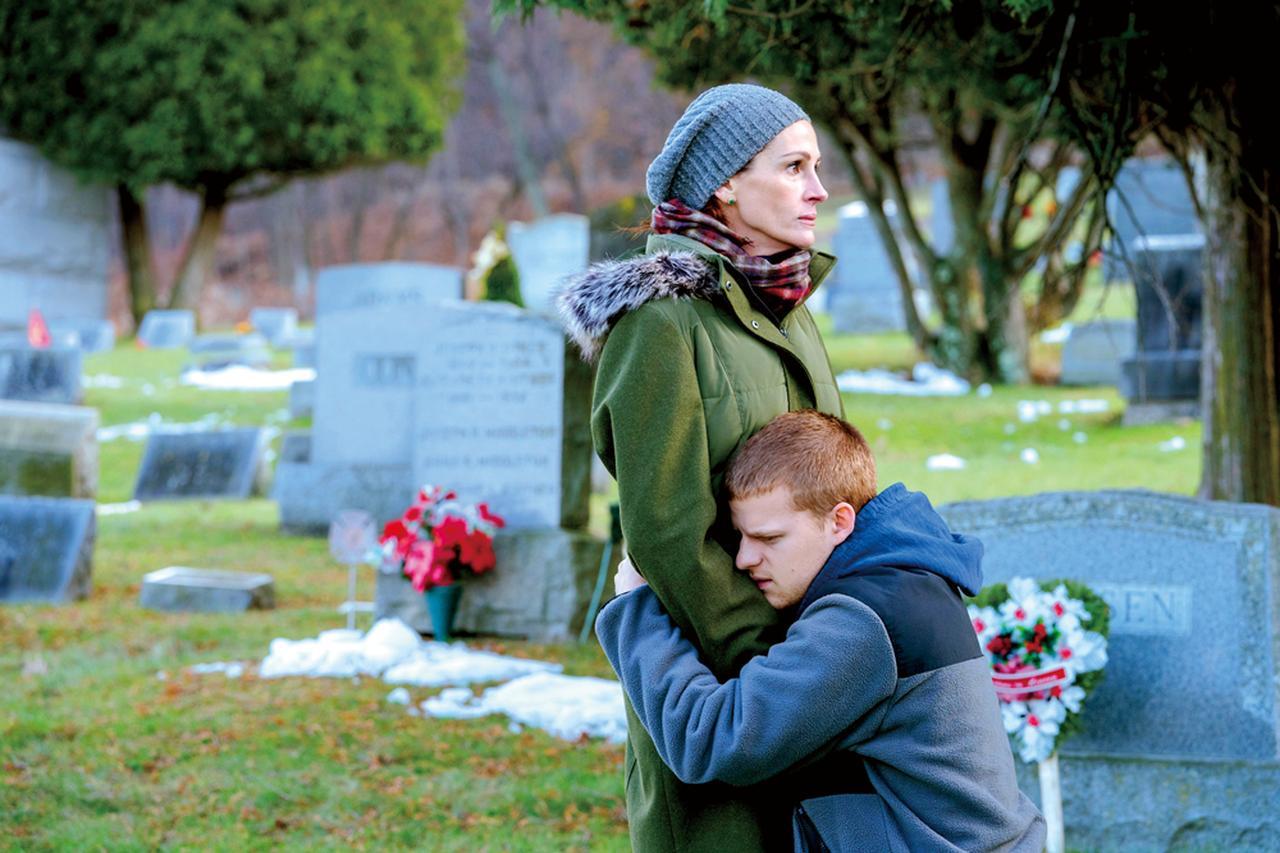画像: ドラマ 息子を守り抜く母の絆を描く感動作