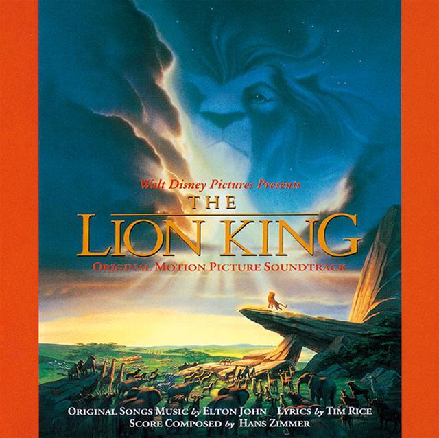 画像: ライオン・キング オリジナル・サウンドトラック(UWCD-8026)