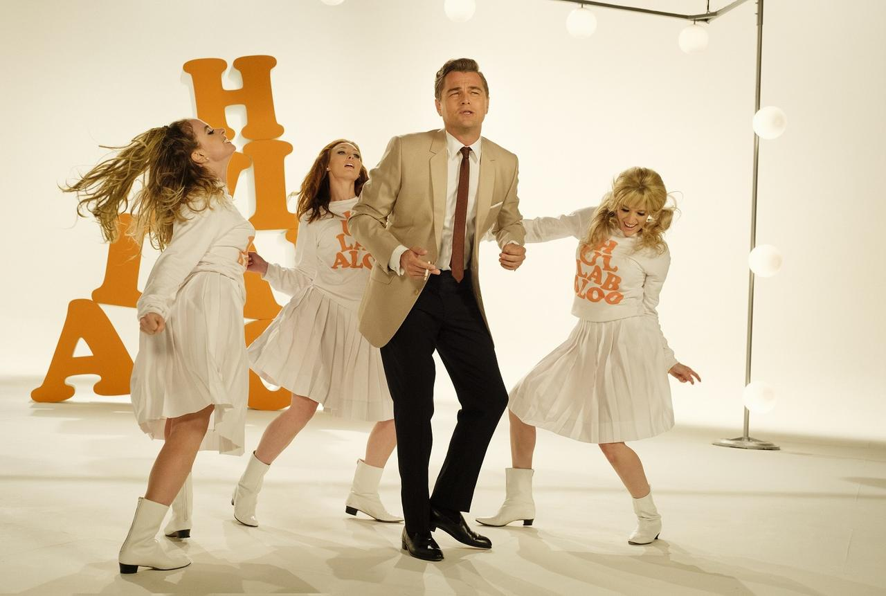 画像: 「ワンス・アポン・ア・タイム・イン・ハリウッド」のディカプリオ