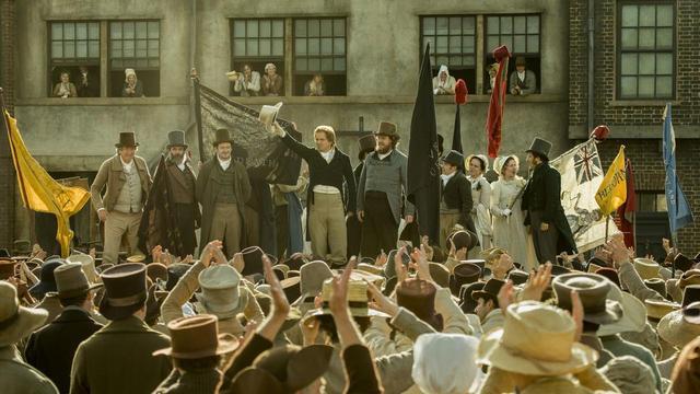 画像: 英国史の暗部に切り込む『ピータールー マンチェスターの悲劇』公開決定 - SCREEN ONLINE(スクリーンオンライン)