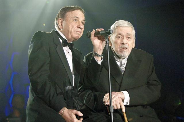 画像: 右から兄ロバート(2012年に死去)と弟リチャード