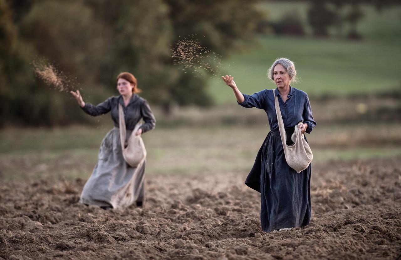 画像: フランスを代表する母娘女優が初共演『田園の守り人たち』公開決定 - SCREEN ONLINE(スクリーンオンライン)