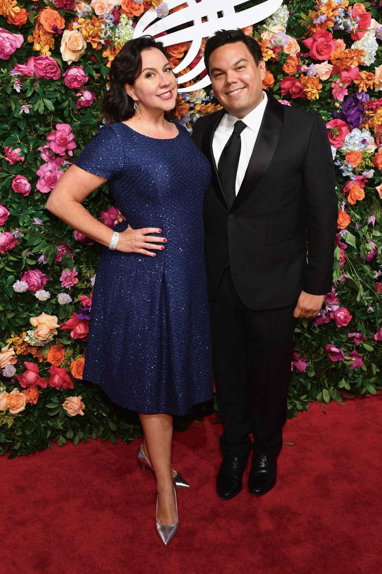 画像: 夫妻は2014年に米タイム誌の『世界で最も影響力のある100人』に選出された Photo by Noam Galai/Getty Images for American Theatre Wing