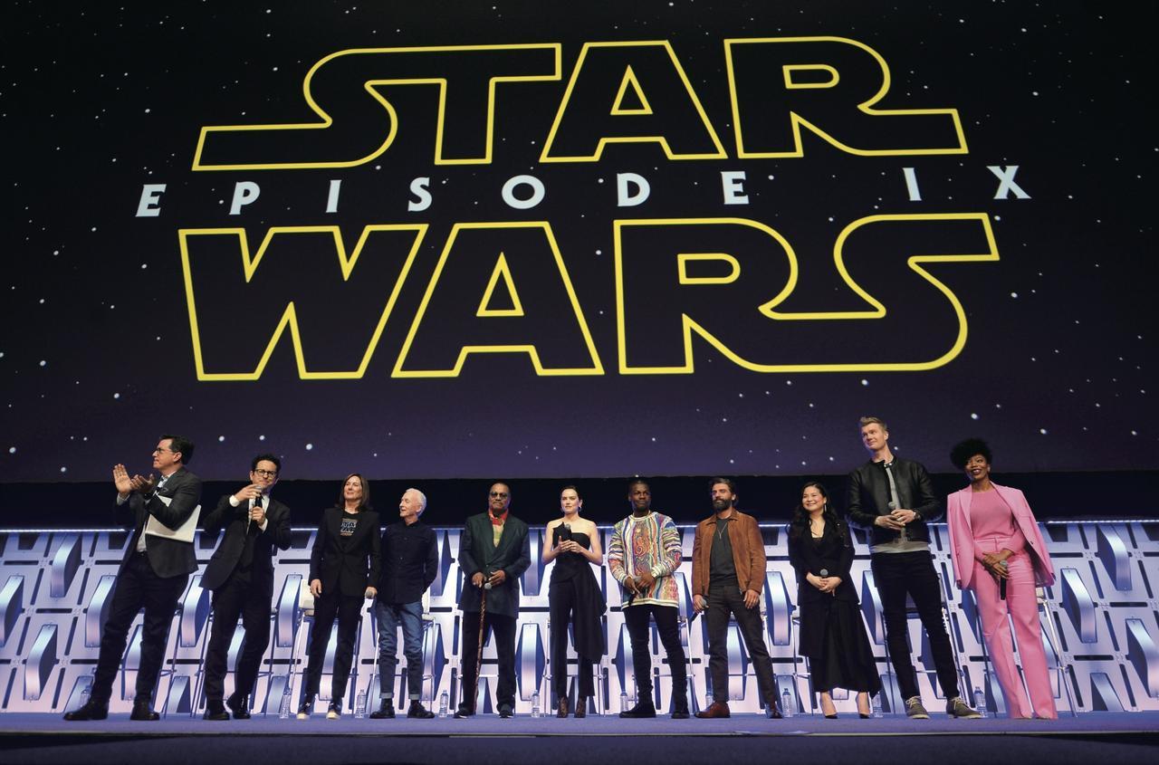 画像: 「スター・ウォーズ」ファンイベントに監督・キャストが集結