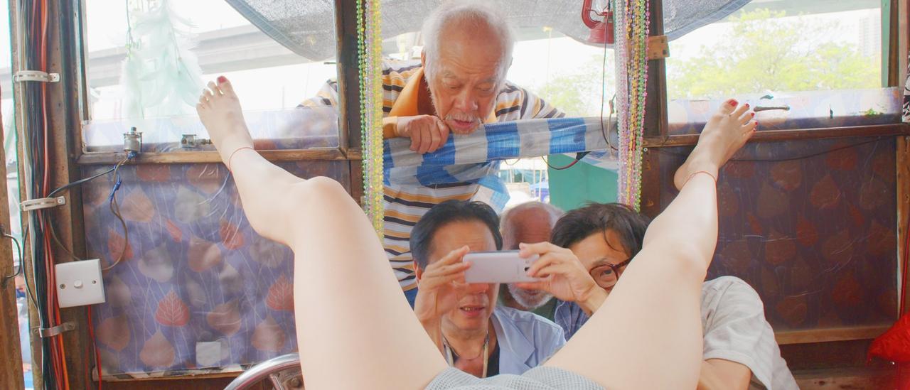 画像2: 香港の巨匠フルーツ・チャンによる新たな傑作が誕生