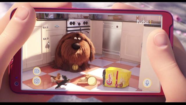 画像: Furbo ドッグカメラ × 映画『ペット2』特別映像❤️ youtu.be