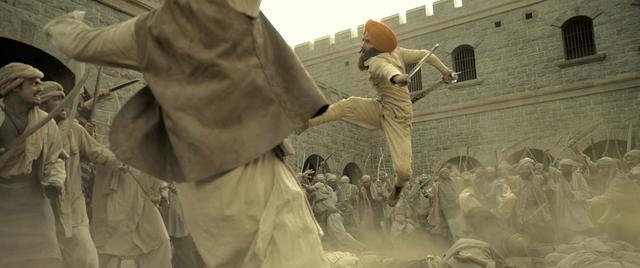 画像4: インド近代史に残る伝説の激闘を映画史上初めて完全映像化